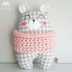 Handmade Teddybear