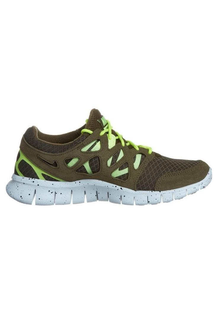 Nike Free Run+ 2 EXT Sneaker Men's Squadron Green is this smooth lifestyle-driven colorway of the England Best Shoes Sale