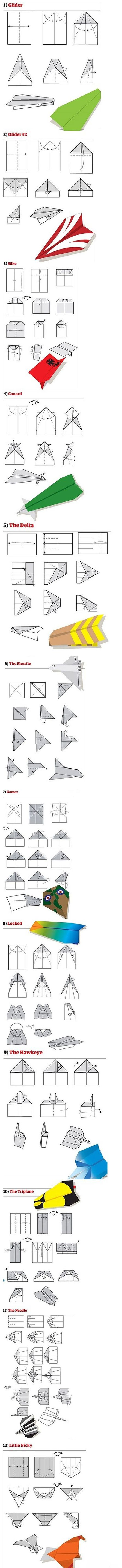 Paper airplanes - Imgur