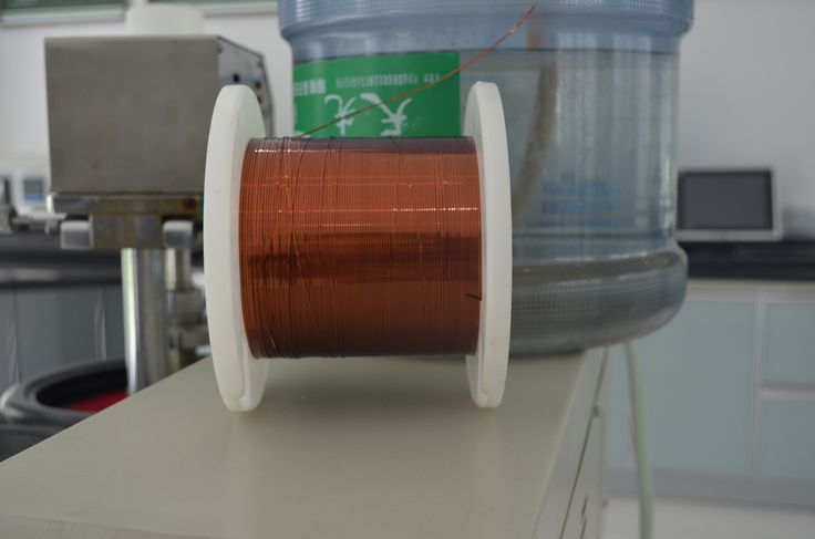 enameled copper round wire
