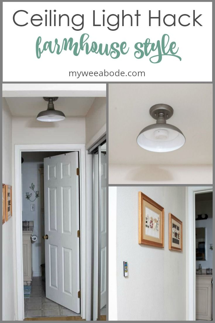 How To Install A Wireless Ceiling Light My Wee Abode Wireless Lighting Ceilings Ceiling Lights Apartment Lighting