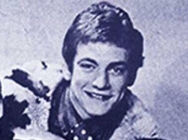 Robert Plant 1965 #schoolboycute