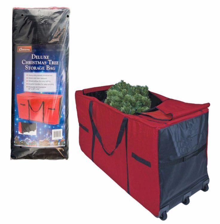 Best 25+ Christmas tree storage bag ideas on Pinterest   Christmas ...
