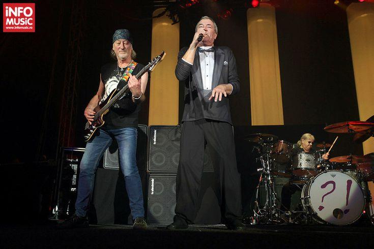 Poze de la concertul Deep Purple - Sala Polivalentă 2014