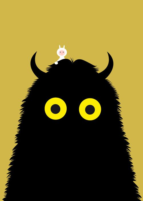 Kinderkamer illustraties | Where The Wild Things Are