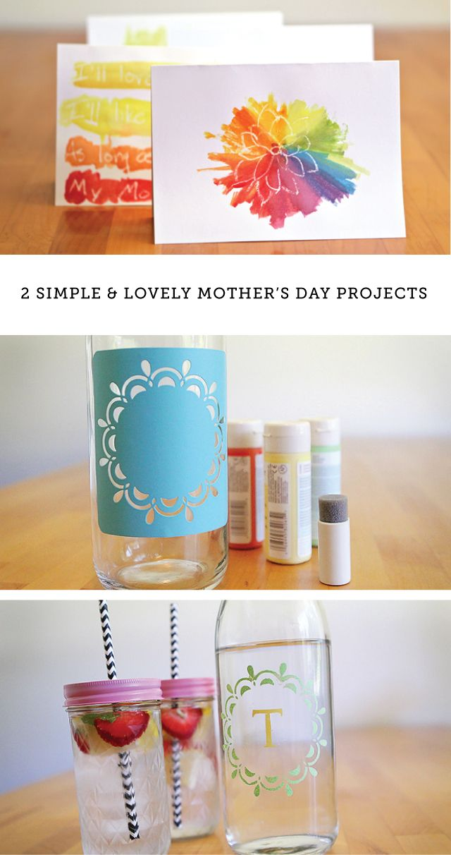 So cheerful and easy to do!