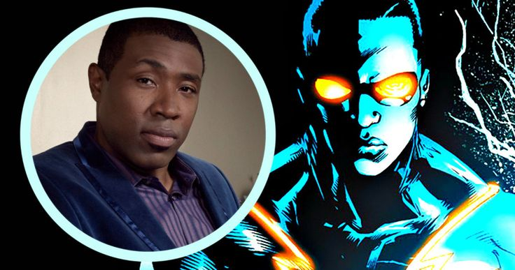The CW's Black Lightning Gets Hart of Dixie Star in the Lead -- Cress Williams has come aboard to star as the title character in The CW's DC Comics superhero series Black Lightning. -- http://tvweb.com/black-lightning-cw-tv-show-cress-williams/