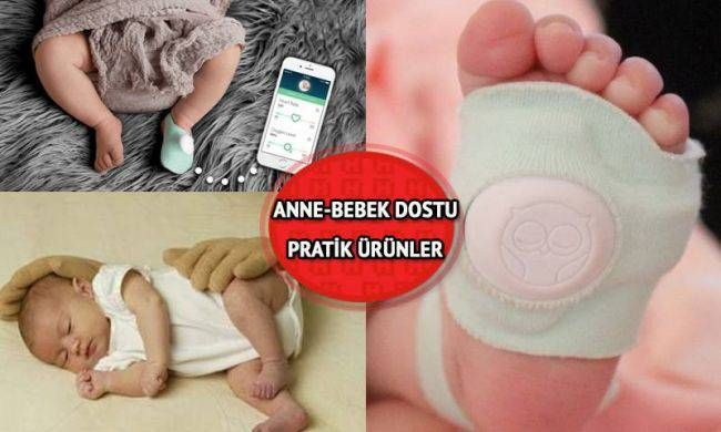 Anne bebek dostu bu ürünler hayatınızı kolaylaştıracak