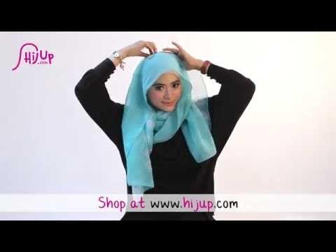 #31 Hijab Tutorial - Natasha Farani (Collaborated with HijUp)