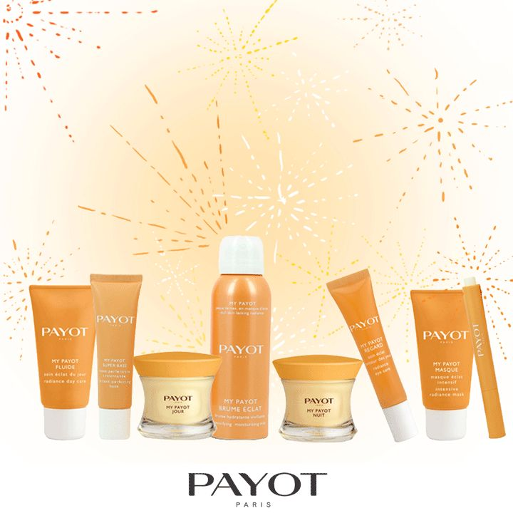 http://bit.ly/gammemypayot #orange #skincare #payot #party