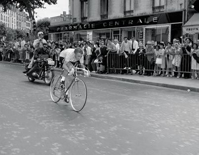 1964 - Anquetil is the first one to win 5 Tour. #TDF