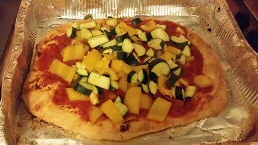 Saturday pizza