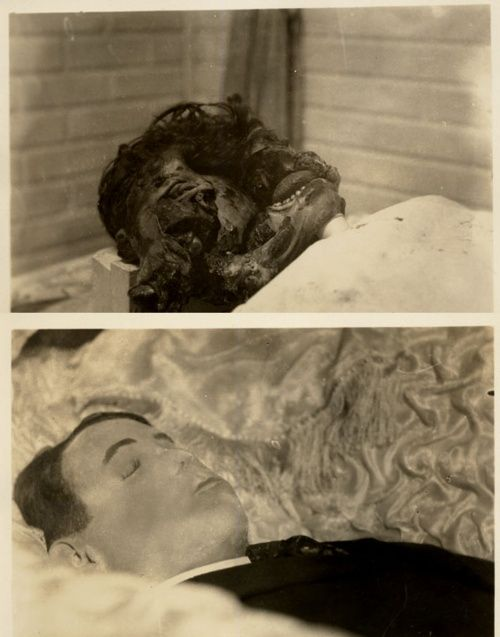 Mortuary Science Restorative Art Restorative mortuary makeup