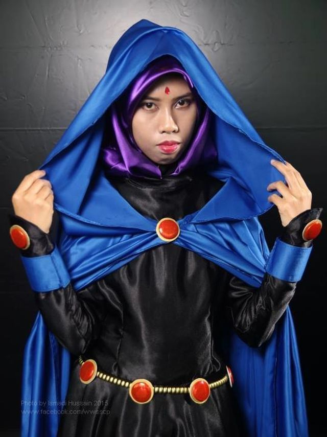 modest cosplay