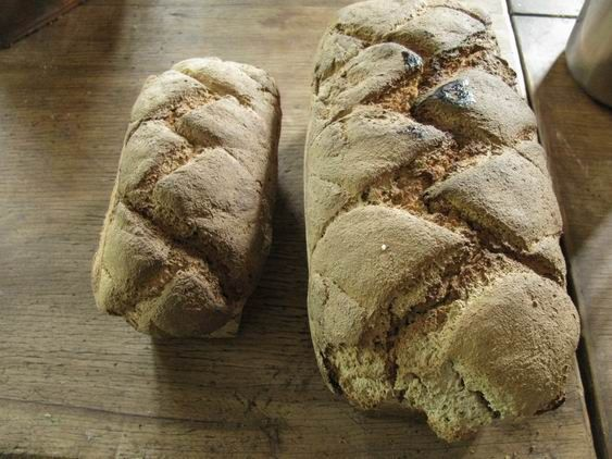 Jak udělat domácí kvásek a upect z nej chleba