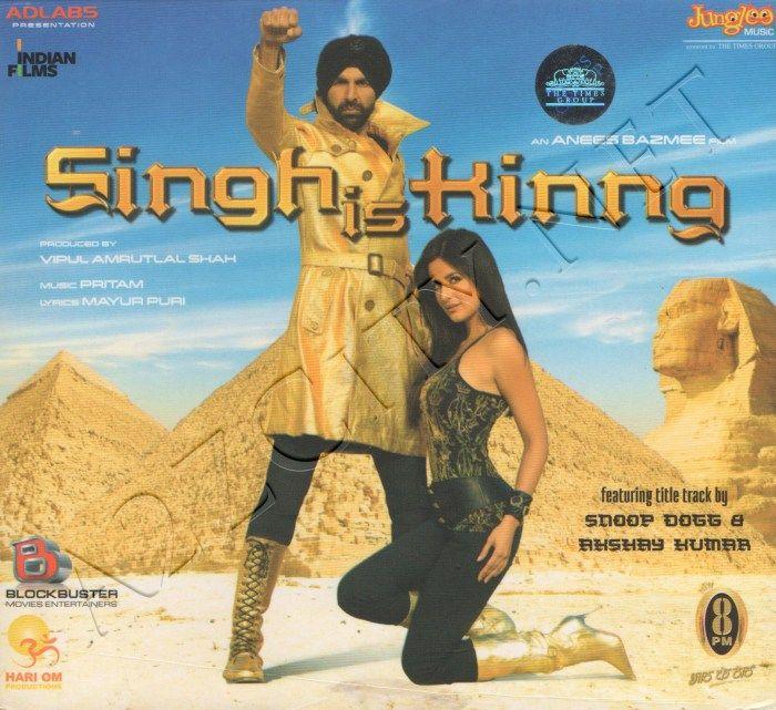 Singh Is Kinng [2008 - FLAC] - A2ZCity.net