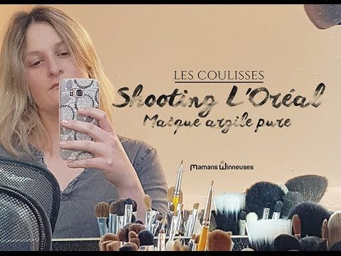 SHOOTING L'OREAL - Les Coulisses - Les Mamans Winneuses http://www.lesmamanswinneuses.com/Billet-shooting-l-oreal-les-coulisses.html