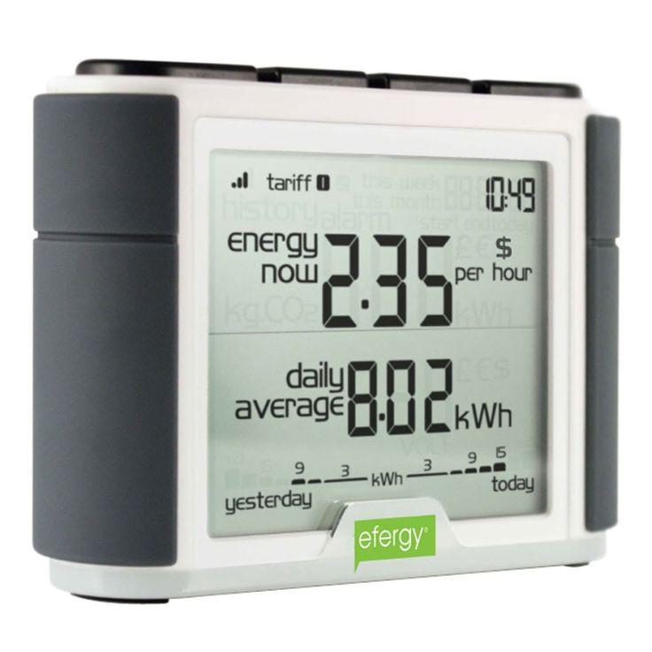 Efergy Elite Whole House Energy Monitoring System