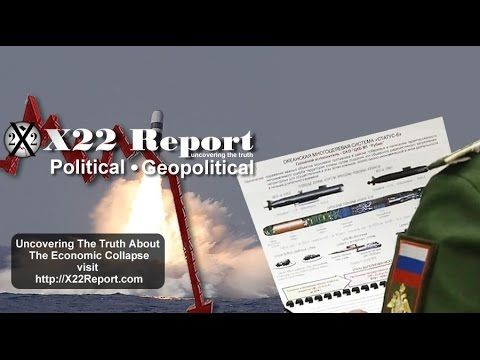 US Provokes Russia With Trident Missile, Russia Leaks Nuclear Torpedo, Check - Episode 816b - YouTube