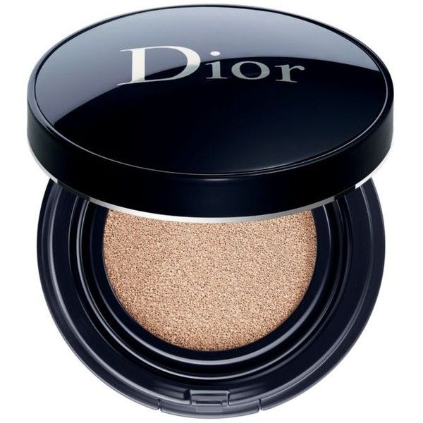 Dior  Diorskin Forever Perfect Cushion ($57) ❤ liked on Polyvore featuring beauty products, makeup, face makeup, foundation, long wear foundation, christian dior, christian dior foundation and long wearing foundation