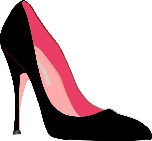Clip art fashion high heels heel clip art heel clip clip art shoe