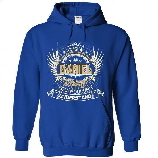 DANIEL - #shirts #tee test. CHECK PRICE => https://www.sunfrog.com/Names/DANIEL-3693-RoyalBlue-Hoodie.html?60505