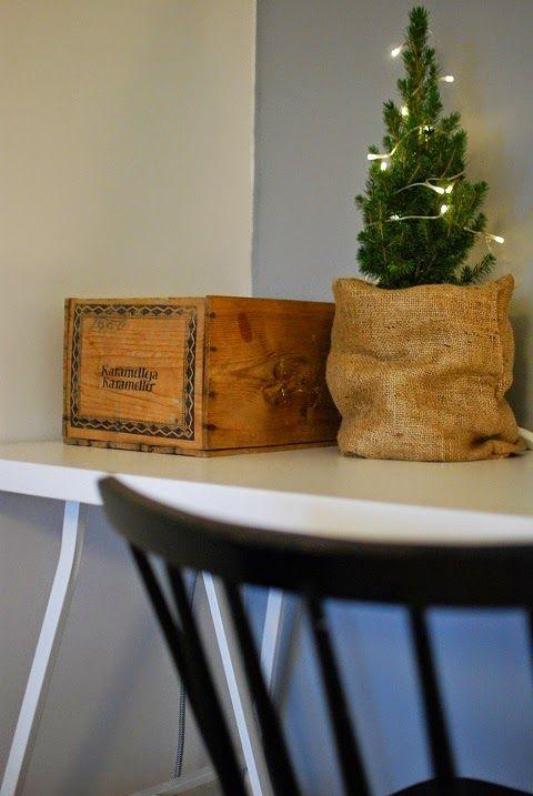 DecoDreamer's Diary: Mini Christmas tree / Minijoulukuusi, IKEA