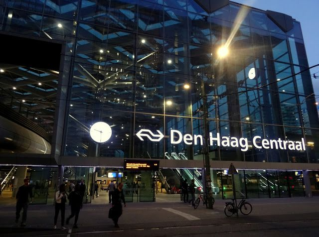 Netherlands: The New Den Haag Centraal Station