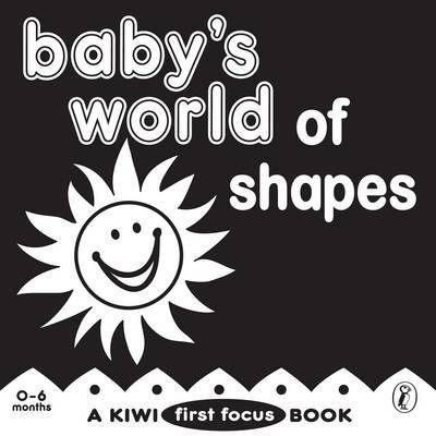 Simple black and white illustrations will engage baby and allow parents and caregivers to interact in a meaningful way with their baby - having fun and teaching at the same time. Ages 0-6 months.