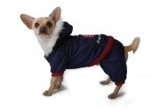 Warm winter coat for dogs in cold winter days in Norway. #dog