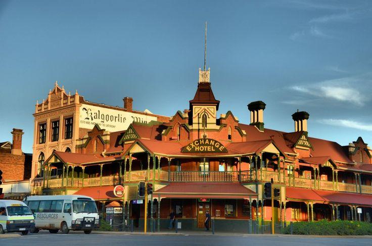 Exchange Hotel, Kalgoorlie, Western Australia