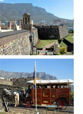 Castle of Good Hope, Cape Town, South Africa