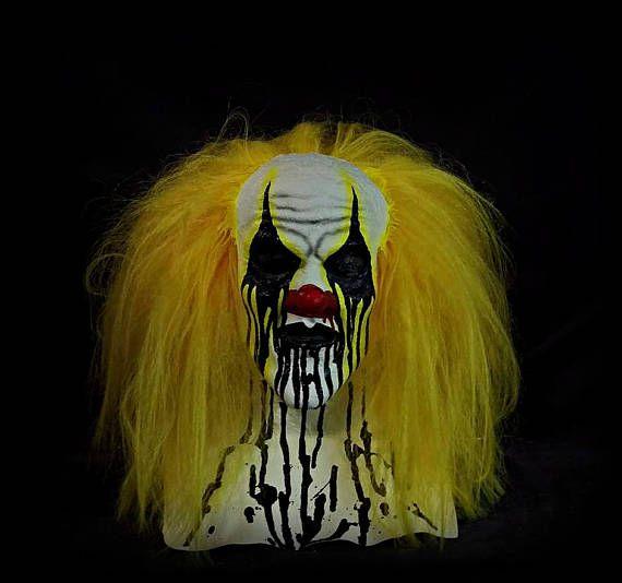 Kranky Clown Mask Ylw