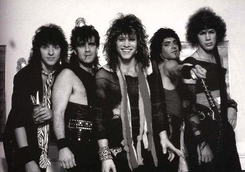 Jon Bon Jovi 80s   Bon Jovi 80s Album Bon jovi