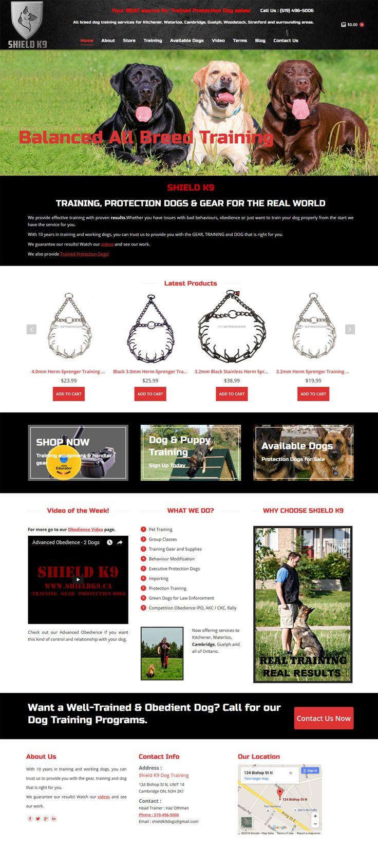 Create #eCommerce #WebsiteDesign #portfolio  $999 #mississauga #ontario #canada