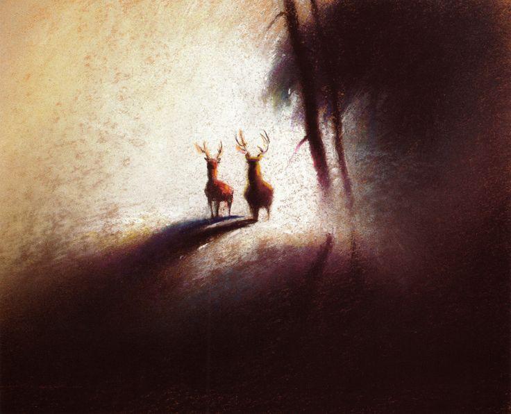 Bambi - The Art of Disney