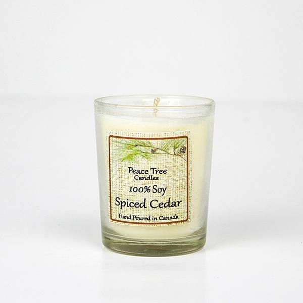This scent is so warm and inviting, you won't ever want it to end. The natural scent of fresh cut cedar mixes so perfectly with the spiciness of cloves and cinn