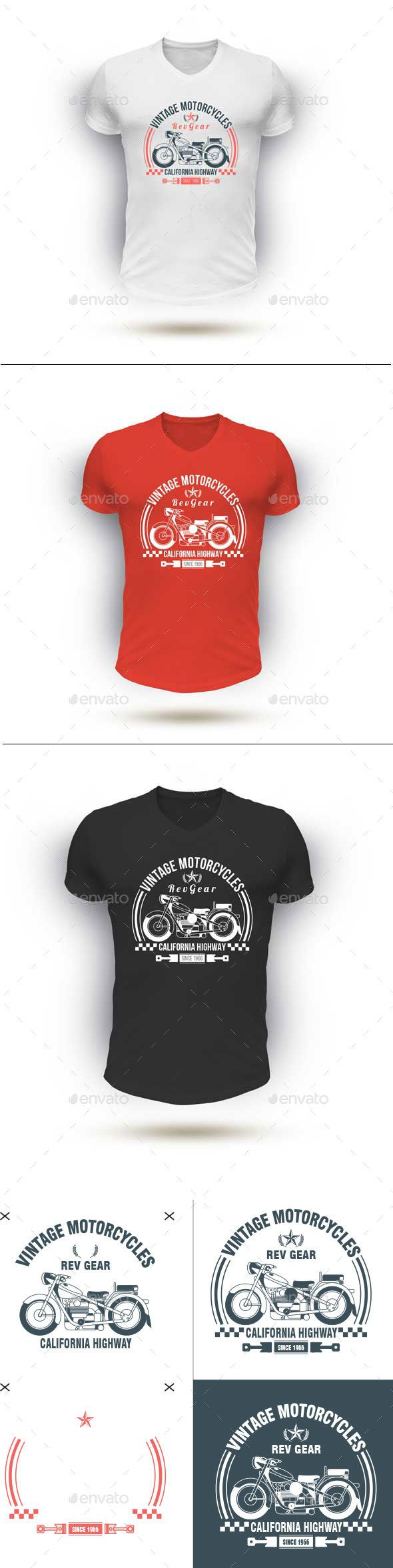 Cafe racer t shirt - #Designs #T-Shirts Download here:   https://graphicriver.net/item/cafe-racer-t-shirt/20294085?ref=alena994