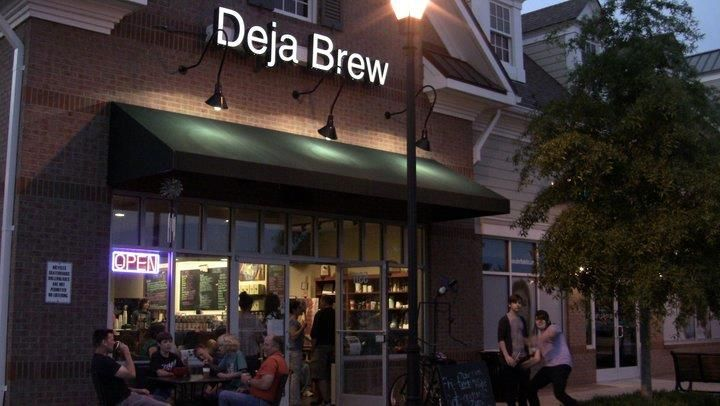 deja brew | 21 Coffee Shop Names That Are Guaranteed To Put a Smile On Your Face | WorkPulse