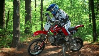 Apollo / Orion Deluxe 110cc Dirt / Pit Bike from Motobuys.com