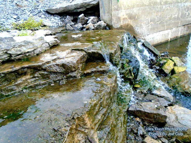 Taken below the Mcloud Dam Belleville Ontario