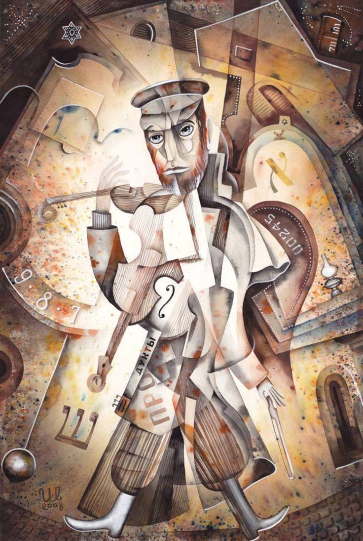 Jewish Quarter Melody by Eugene Ivanov. #eugeneivanov #klezmer #musician #jewish #jew #@eugene_1_ivanov