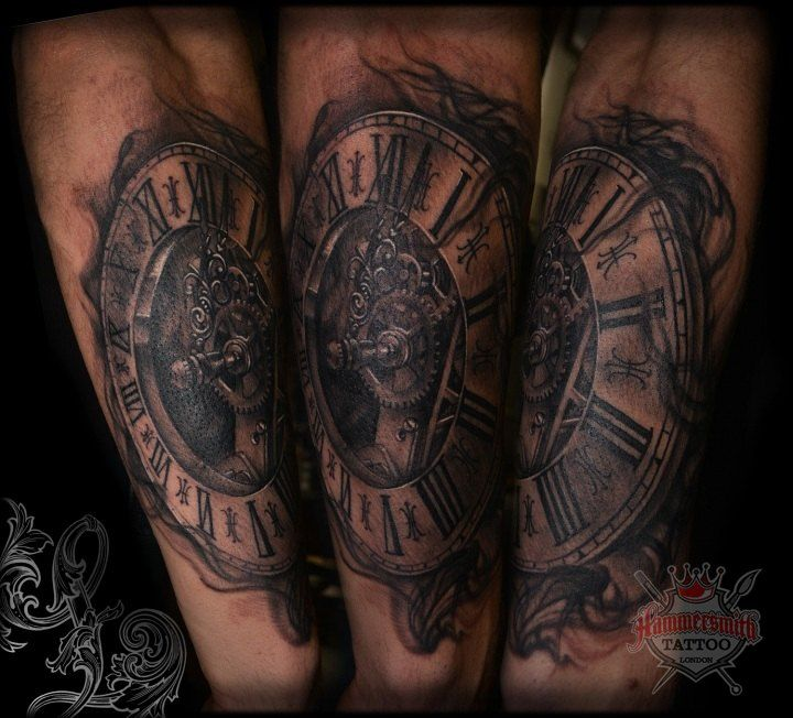 43 best steampunk tattoo images images on pinterest for Tattoo shops in london