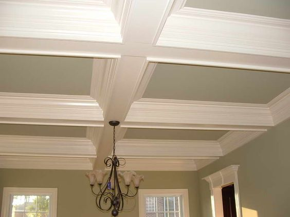 styrofoam molding | imagery above, is part of Tips for installing Foam Crown Molding ...