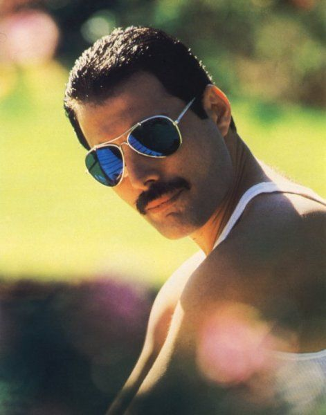 "Freddie Mercury (RIP),  5 September 1946 – 24 November 1991. Allmusic has characterised Mercury as ""one of rock's greatest all-time entertainers"", who possessed ""one of the greatest voices in all of music""."