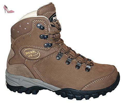 Meindl Meran femme chaussures Marron Marron 8 UK - Chaussures meindl (*Partner-Link)