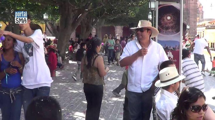 San Miguel de Allende, Gto Carnaval en SMA Portalsma.mx