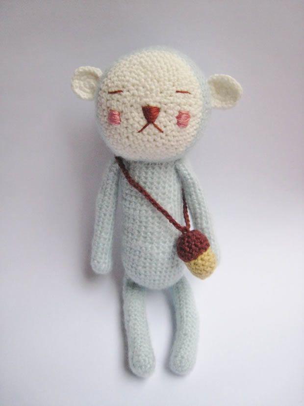 Hiro :: The sleeping bunny * Pfang: Baby Idea, Sleep Bunnies, Kids Pics, Kids Stuff, Knits One Crochet, Sleep Bears, Knits Dolls, Dolls Inspiration, Crochet Idea