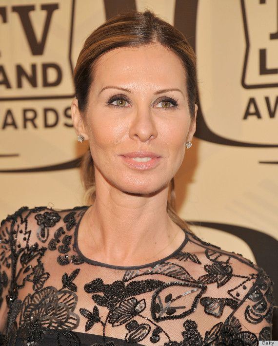 Carole Radziwill ... hoping to look this good at 48 like her. Love the color of her eyes.