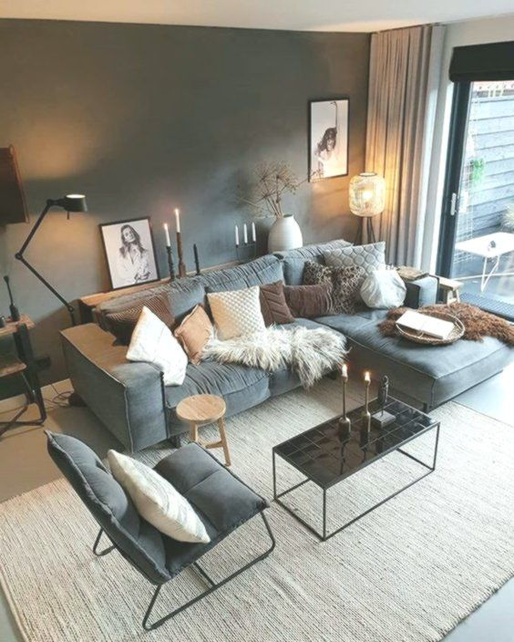 32+ Gemuetlich modern wohnzimmer einrichtung Trends